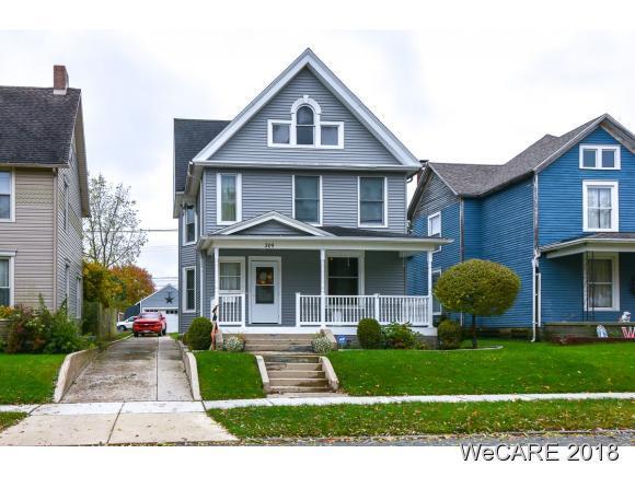 309 W Pearl St., WAPAKONETA, OH 45895 (MLS #110820) :: Superior PLUS Realtors