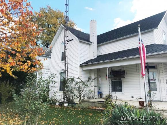 114 Pearl St., E., Beaverdam, OH 45808 (MLS #110831) :: Superior PLUS Realtors