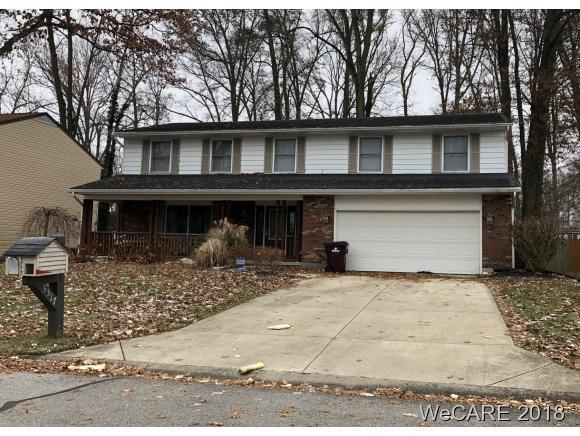 3317 Peachtree Place, Lima, OH 45805 (MLS #111017) :: Superior PLUS Realtors
