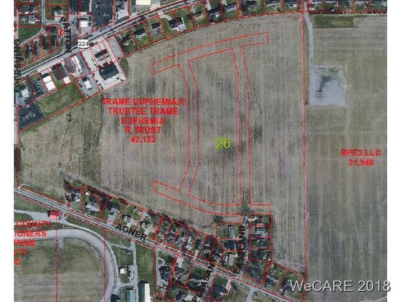 0 Agner St., S., OTTAWA, OH 45875 (MLS #111080) :: Superior PLUS Realtors