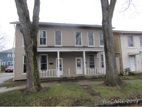 213-215 Franklin,, Sidney, OH 45365 (MLS #111205) :: Superior PLUS Realtors