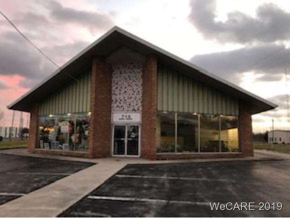 710 E Main St,, Elida, OH 45807 (MLS #111224) :: Superior PLUS Realtors