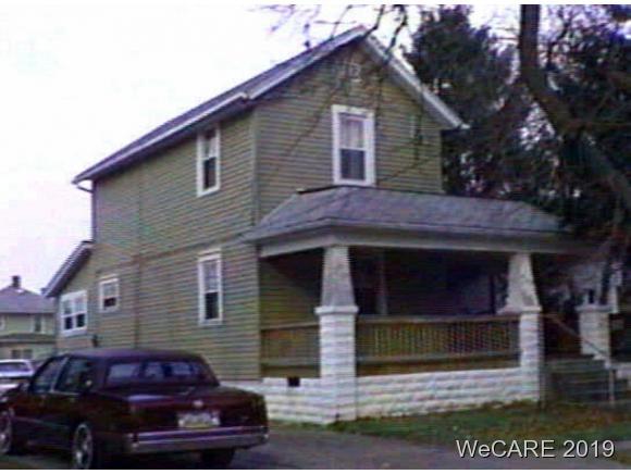 568 W Hazel Ave, Lima, OH 45801 (MLS #111235) :: Superior PLUS Realtors