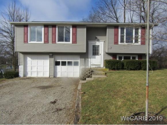 516 Parkwood St,, Bellefontaine, OH 43311 (MLS #111251) :: Superior PLUS Realtors