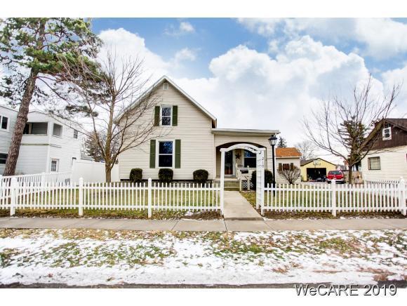 210 N. Lawn, BLUFFTON, OH 45817 (MLS #111499) :: Superior PLUS Realtors