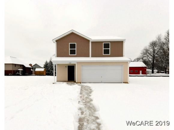 320 W 4Th St, SPENCERVILLE, OH 45887 (MLS #111528) :: Superior PLUS Realtors