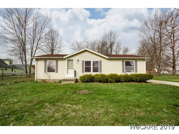 109 N Roberts Ave,, Lima, OH 45804 (MLS #112012) :: Superior PLUS Realtors