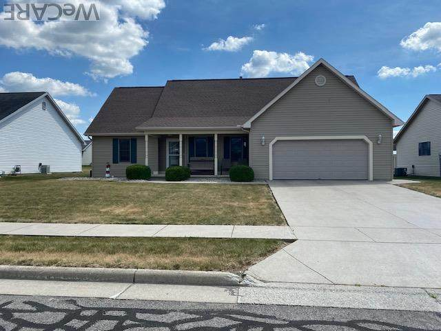 2761 Freyer Road, Lima, OH 45807 (MLS #202117) :: CCR, Realtors