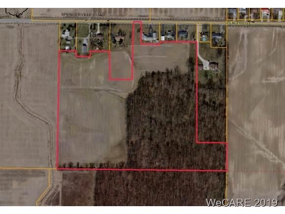 000 Spencerville Rd, SPENCERVILLE, OH 45887 (MLS #202622) :: CCR, Realtors
