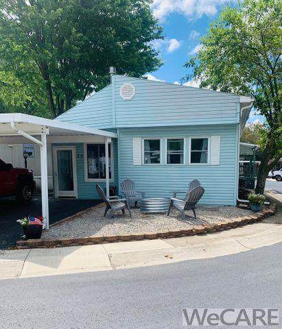 285 N. Orchard Island Road 73, Russells Point, OH 43348 (MLS #205593) :: CCR, Realtors