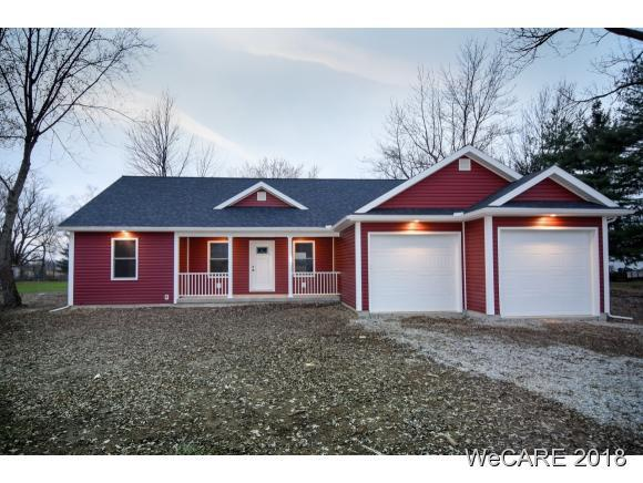 3205 Napoleon Rd., N., HARROD, OH 45850 (MLS #110298) :: Superior PLUS Realtors