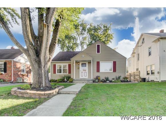 725 S Pears Ave,, Lima, OH 45805 (MLS #110554) :: Superior PLUS Realtors