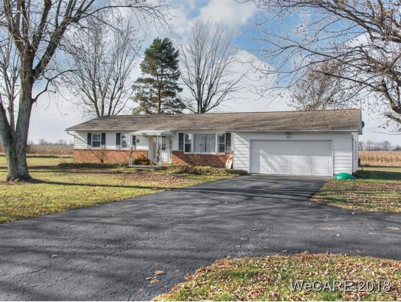 2937 N. St. Marys Rd., Delphos, OH 45833 (MLS #110927) :: Superior PLUS Realtors