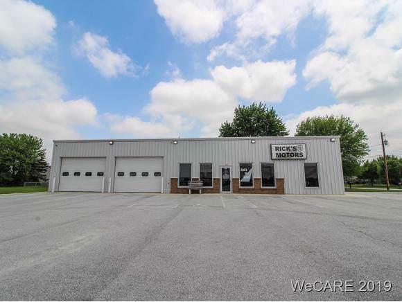 1202 Lincoln, WAPAKONETA, OH 45895 (MLS #112579) :: CCR, Realtors