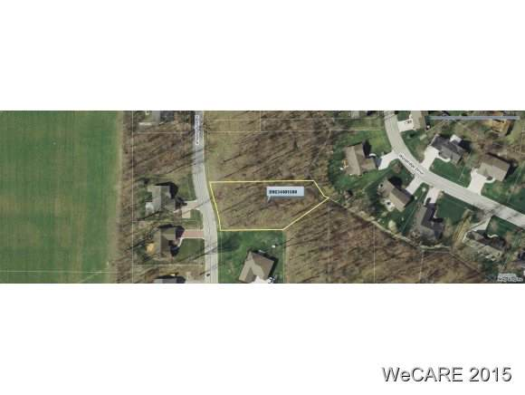 850 Hastings Ave. (Lot 164), CRIDERSVILLE, OH 45806 (MLS #103869) :: CCR, Realtors