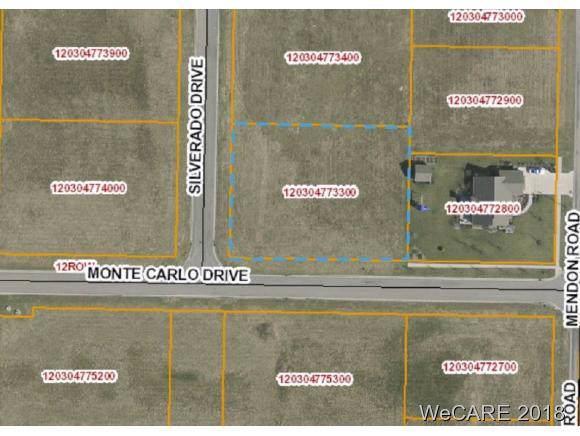 TBD Silverado Drive, Van Wert, OH 45891 (MLS #107985) :: CCR, Realtors
