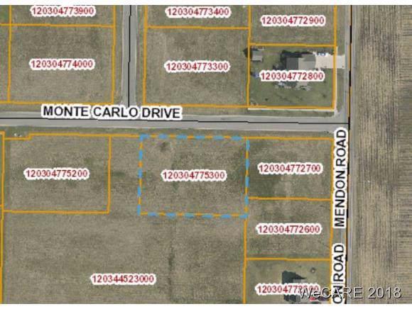 TBD Monte Carlo Drive, Van Wert, OH 45891 (MLS #107992) :: CCR, Realtors