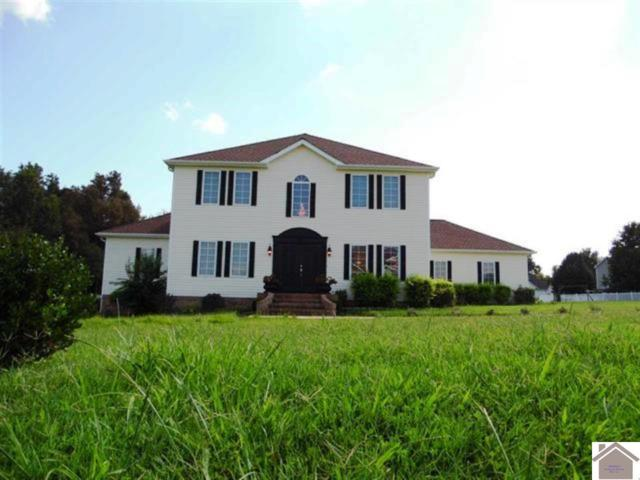 340 Harting Ridge Rd, West Paducah, KY 42086 (MLS #100110) :: The Vince Carter Team