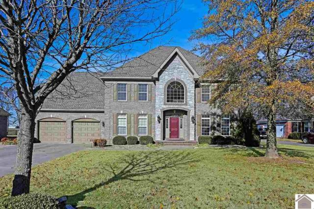 2102 Glenwood Drive, Murray, KY 42071 (MLS #100455) :: The Vince Carter Team