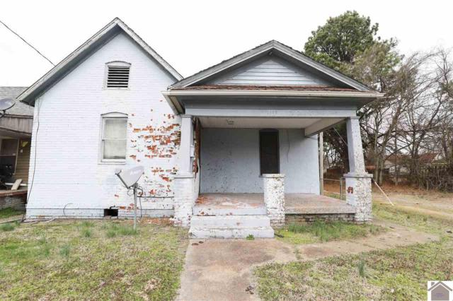 1117 Tennessee Street, Paducah, KY 42001 (MLS #101575) :: The Vince Carter Team