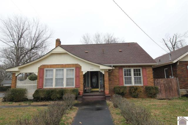 2841 Clark Street, Paducah, KY 42001 (MLS #101644) :: The Vince Carter Team