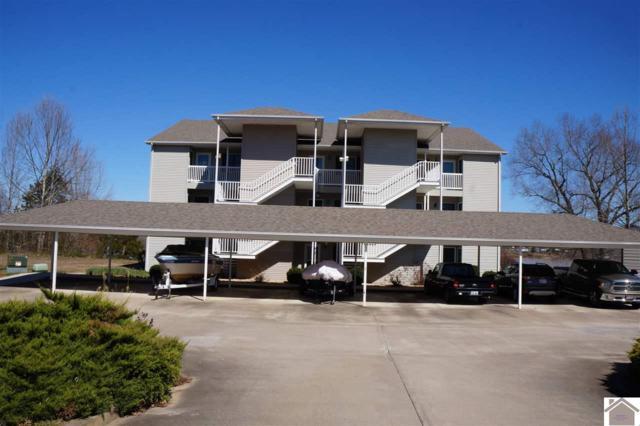 88 Deer Lake Lane Unit B-4, Murray, KY 42071 (MLS #101780) :: The Vince Carter Team