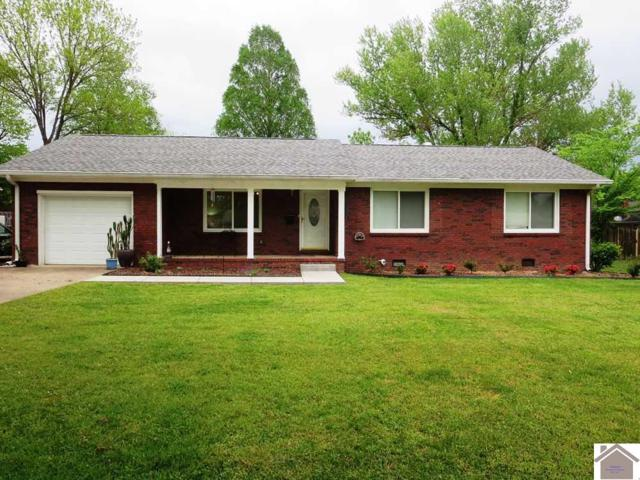 811 Guthrie Dr., Murray, KY 42071 (MLS #102392) :: The Vince Carter Team