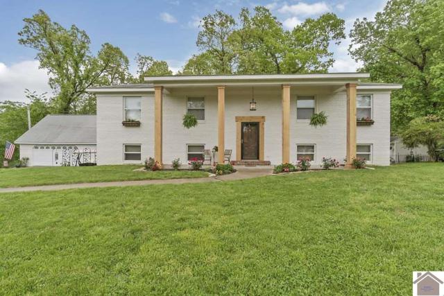148 Green Hill Drive, Grand Rivers, KY 42045 (MLS #102452) :: The Vince Carter Team