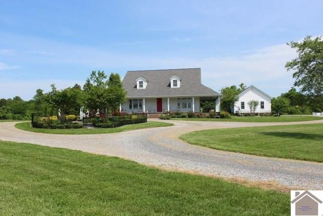 1500 Hayes School Rd, Mayfield, KY 42066 (MLS #102695) :: The Vince Carter Team