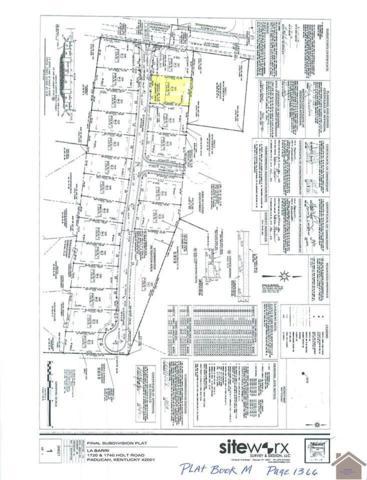 6201 Labarri Lane, Paducah, KY 42001 (MLS #102760) :: The Vince Carter Team