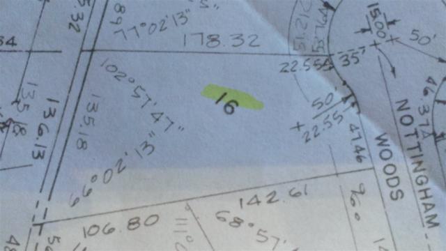 Lot 16 Nottingham Woods, Paducah, KY 42001 (MLS #85154) :: The Vince Carter Team