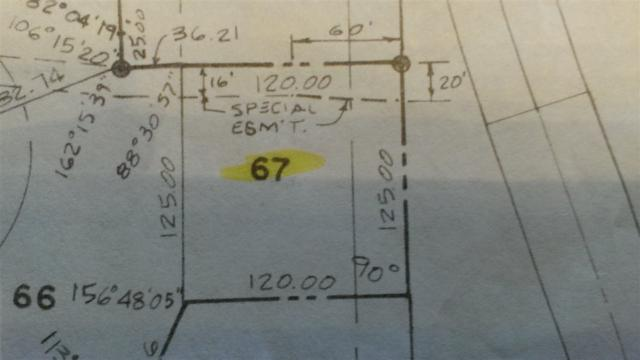 Lot 67 Fairfield Subdivision, Paducah, KY 42001 (MLS #85162) :: The Vince Carter Team