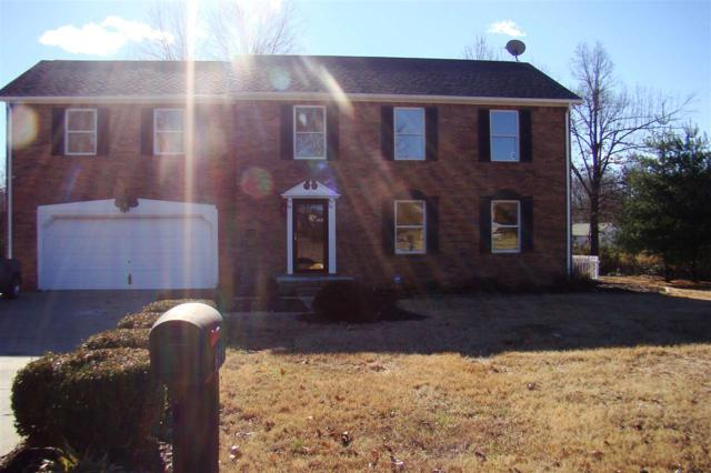 6130 Connie Sue Drive, Paducah, KY 42001 (MLS #90111) :: The Vince Carter Team