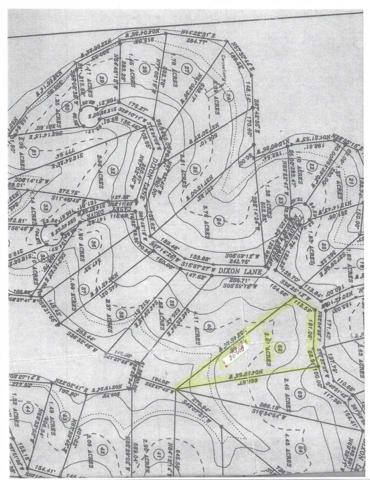 Lot # 62 Cannon Springs North, Eddyville, KY 42038 (MLS #94053) :: The Vince Carter Team