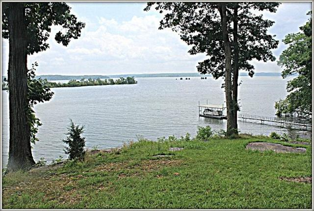 Lot 21 Bayshore Drive, New Concord, KY 42076 (MLS #94234) :: The Vince Carter Team