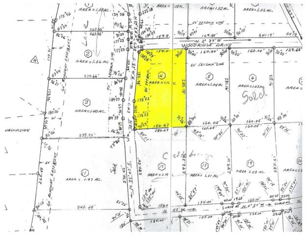 Lot 4 Woodridge Subdivision, Benton, KY 42025 (MLS #95058) :: The Vince Carter Team