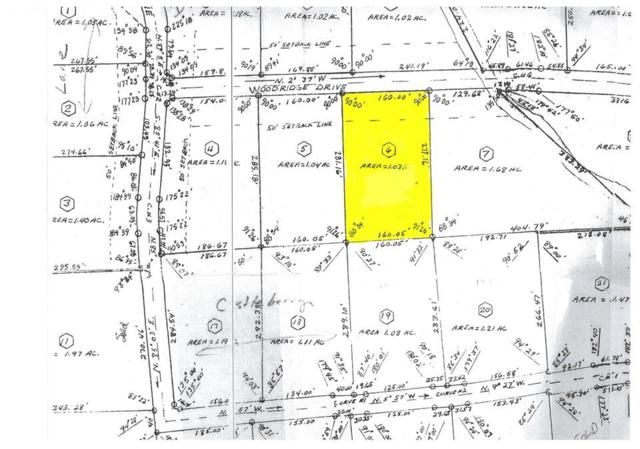 Lot 6 Woodridge Subdivision, Benton, KY 42025 (MLS #95060) :: The Vince Carter Team