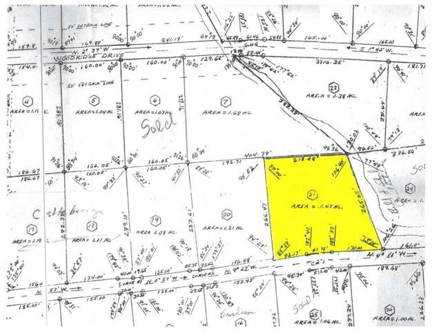 Lot 21 Woodridge Subdivision, Benton, KY 42025 (MLS #95066) :: The Vince Carter Team