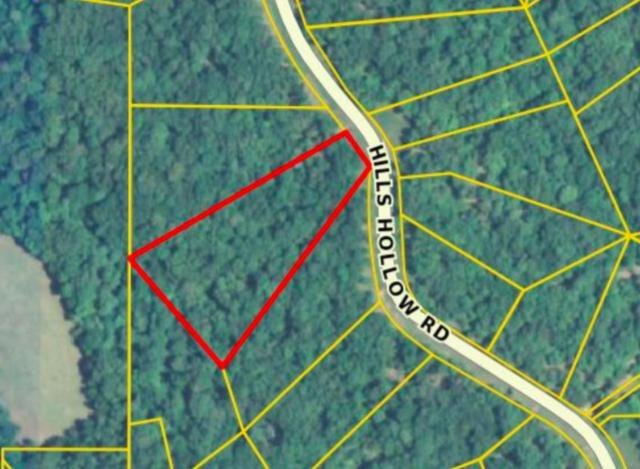Lot 52 Hills Hollow Road, Murray, KY 42071 (MLS #95341) :: The Vince Carter Team