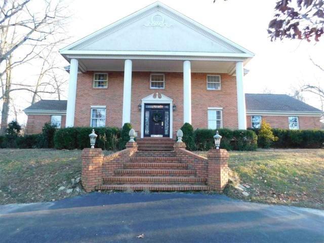 210 Country Club Drive, Benton, KY 42025 (MLS #95353) :: The Vince Carter Team