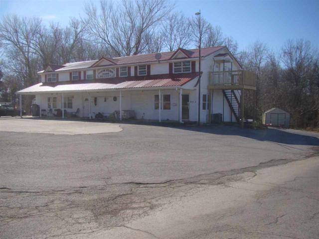 5771 Roaring Springs Road, Cadiz, KY 42211 (MLS #95619) :: The Vince Carter Team