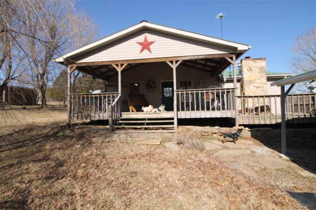 738 Old Salem Church Road, Salem, KY 42078 (MLS #95667) :: The Vince Carter Team