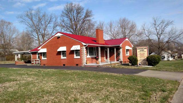 218 & 220 12th Street S, Murray, KY 42071 (MLS #96170) :: The Vince Carter Team
