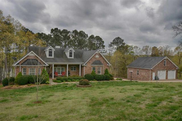 811 Cypress Harbor Drive, New Concord, KY 42076 (MLS #96261) :: The Vince Carter Team