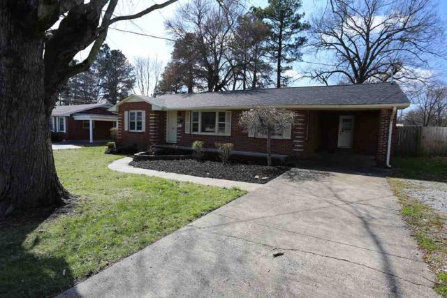 514 Whitnell Ave, Murray, KY 42071 (MLS #96282) :: The Vince Carter Team