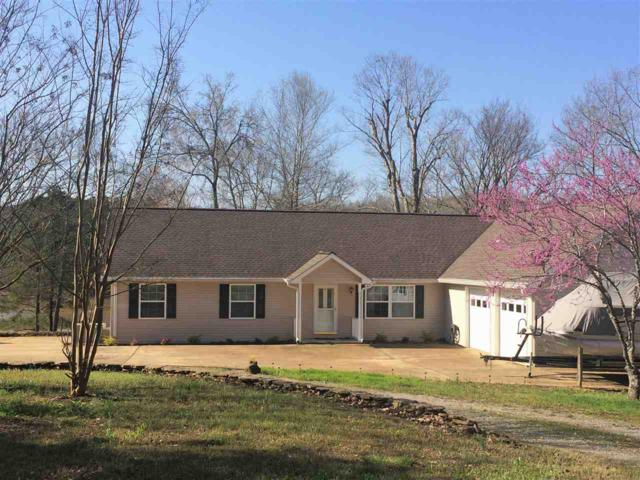 842 Cypress Harbor Drive, New Concord, KY 42076 (MLS #96836) :: The Vince Carter Team