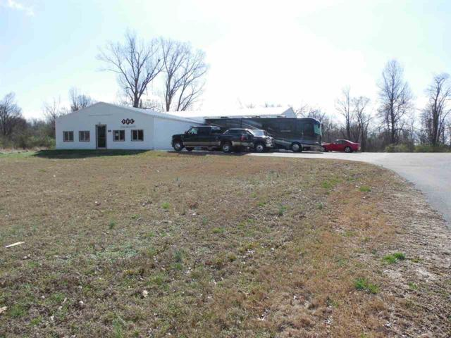 4020 Old Cairo Road, Paducah, KY 42001 (MLS #96925) :: The Vince Carter Team