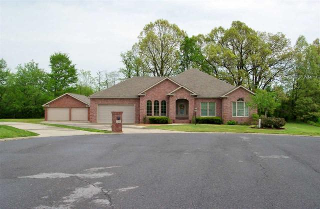 285 Meadow Ridge Court, Paducah, KY 42003 (MLS #97160) :: The Vince Carter Team