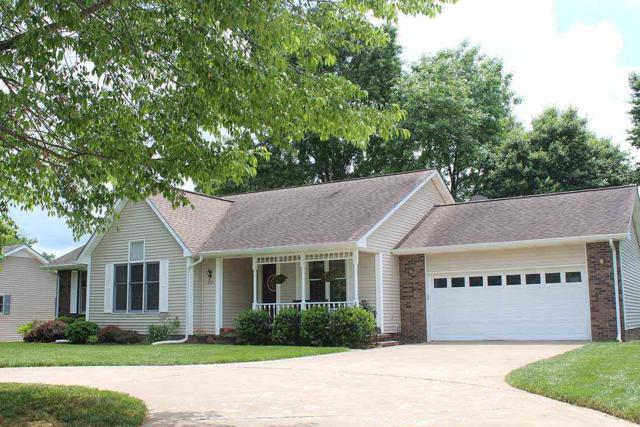 2125 Southwest Drive, Murray, KY 42071 (MLS #97443) :: The Vince Carter Team
