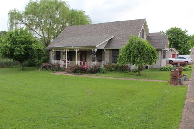 733 Vicksburg Estate Road, Benton, KY 42025 (MLS #97455) :: The Vince Carter Team